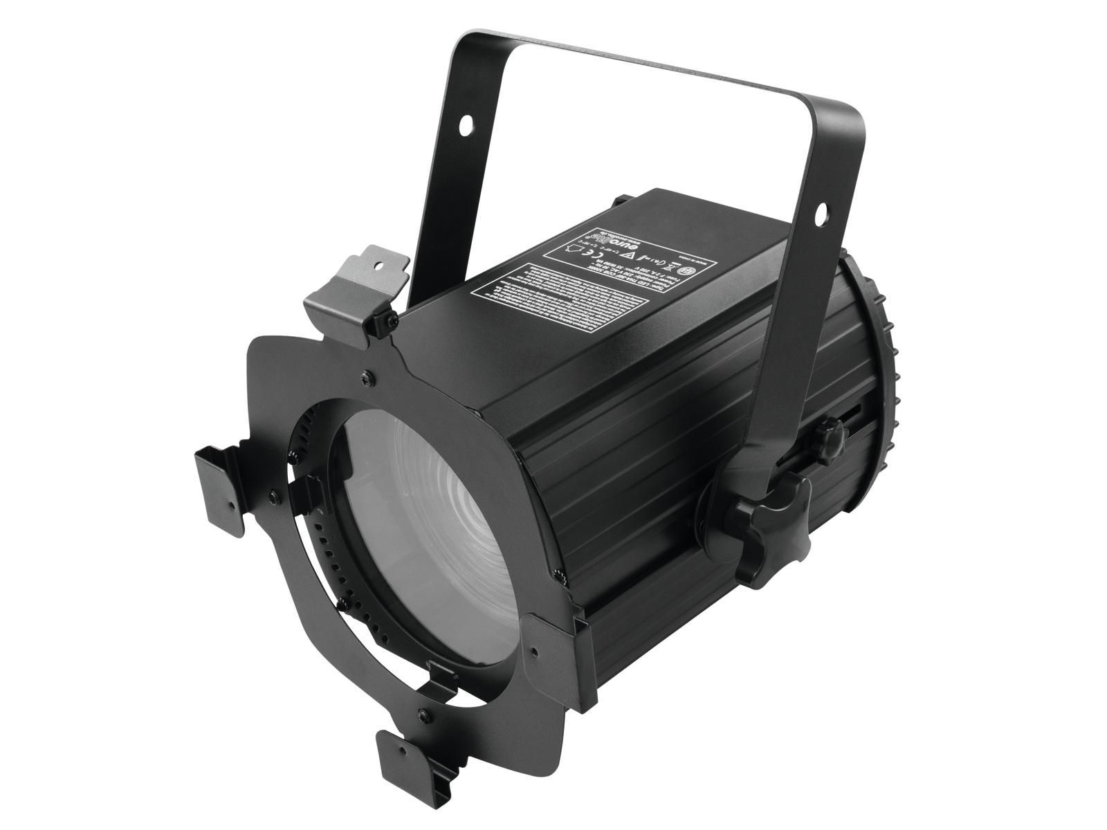 EUROLITE LED THA-50F COB 3200K LED Theaterscheinwerfer mit DMX