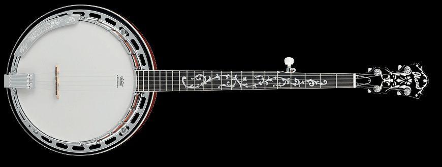 Ibanez B200 Banjo, 5-String, Bluegrass Banjo