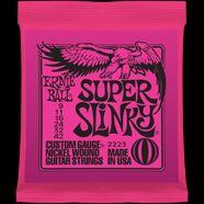 Ernie Ball EB2223 E-Gitarren Saiten,Super Slinky .009-.042