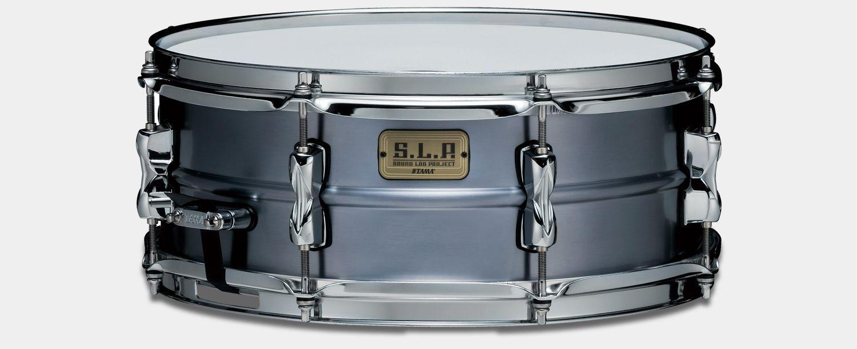 Tama S.L.P. Snare LAL1455 Aluminium
