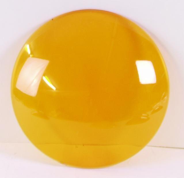 EUROLITE Farbkappe Plexiglas für PAR-36, orange
