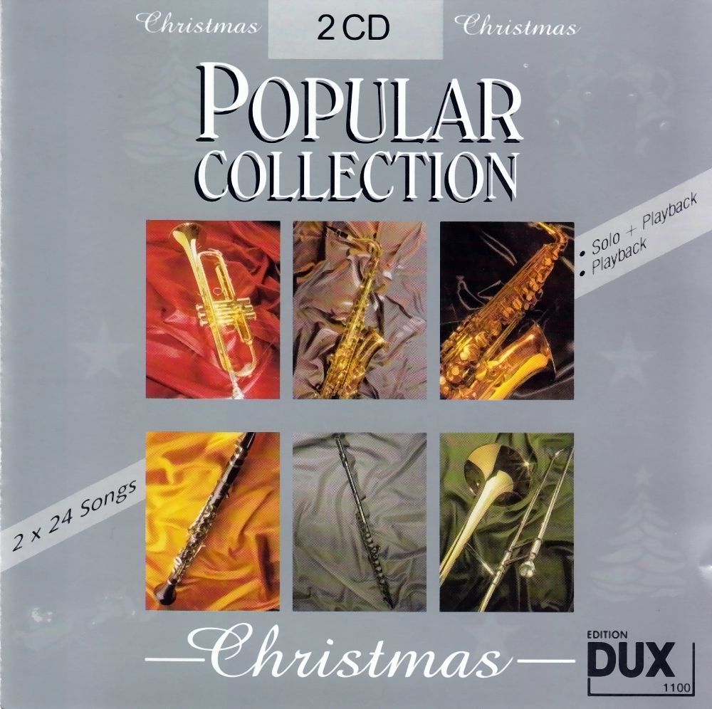 CD Popular Collection Christmas Ed DUX 1100