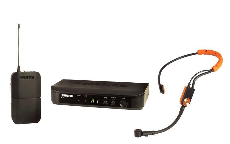 Shure BLX14E/SM31 S8 823-832 MHz Headset-Wireless-System, Drahtlos-System