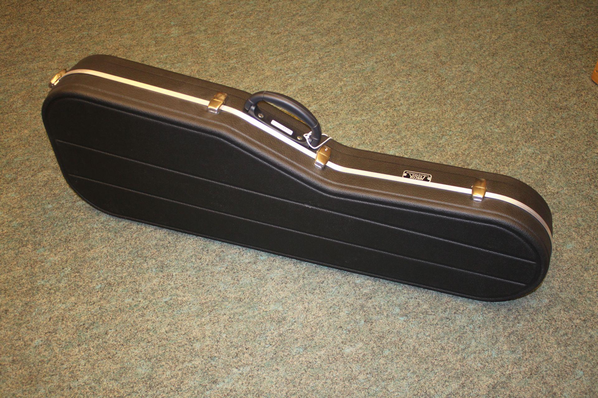 Hiscox STD-EF E-Gitarrenkoffer für ST- & T- Bauformen