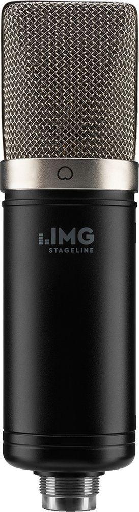 IMG Stage Line ECMS-70 Großmembran-Kondensator-Mikrofon mit Spinne