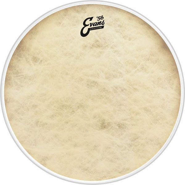 "Evans 18"" Calftone Bass Drum Fell BD18CT"