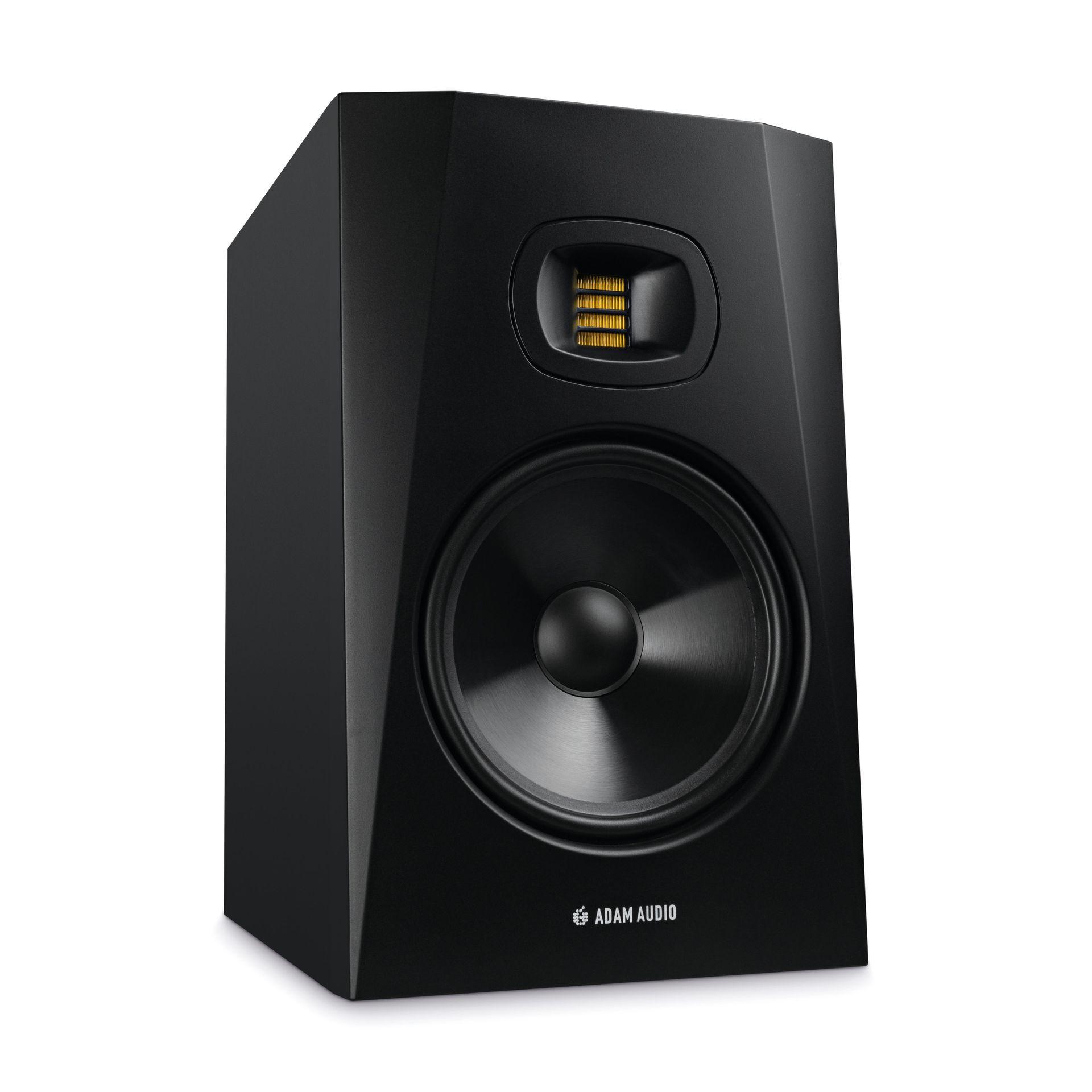 Adam T8V aktiver Studio Monitor 2-Wege Lautsprecherbox