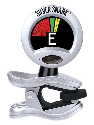 Danelectro SIL-1 Silver Snark Clip-Tuner