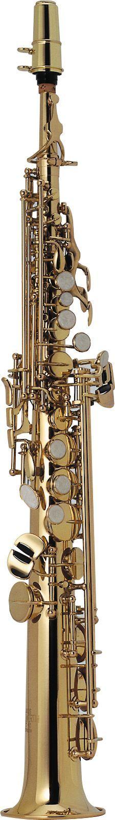 J. Keilwerth Student - B-Sopransaxophon JK1100-8-0, incl. Etui u. Zubehör