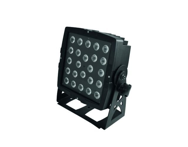 EUROLITE LED IP PAD 24x8W QCL LED-Fluter, Outdoor-Architektur-Scheinwerfer
