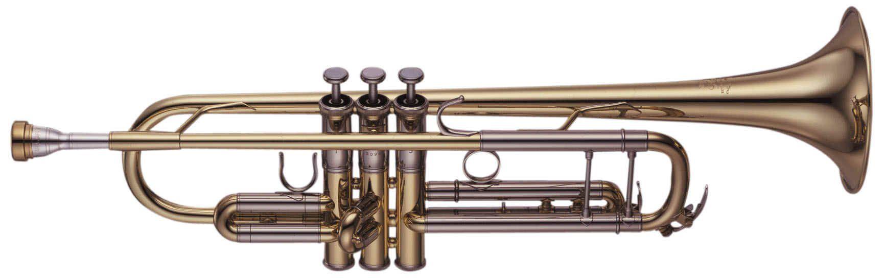 Yamaha YTR-8335-G 02 B-Trompete, Bohrung 11,65mm, incl.Etui u. Zubehör