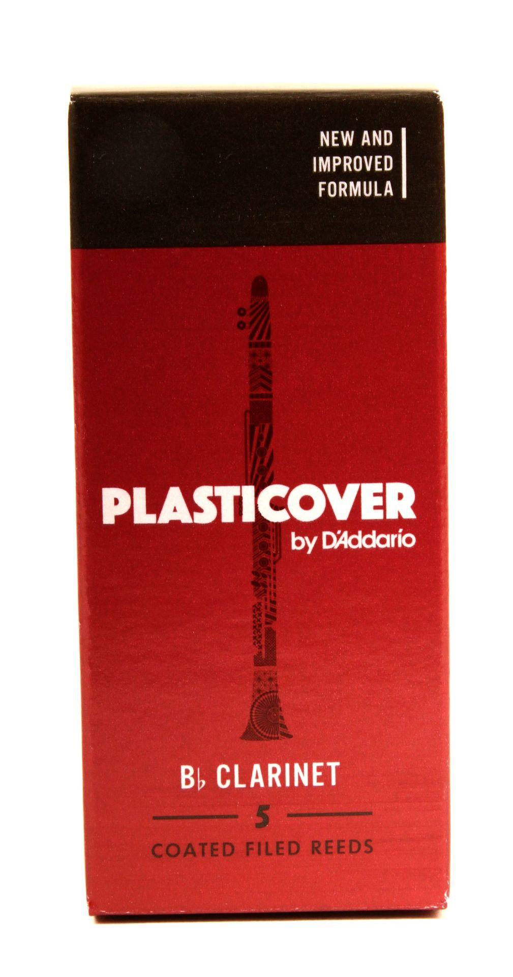 Plasticover  B-Klarinette 2,0 Blatt