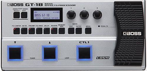 Boss GT-1B Multieffektgerät für E-Bass