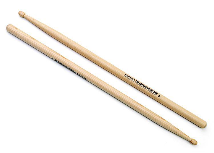Rohema 5A Classic Hickory Drumsticks 61323/2
