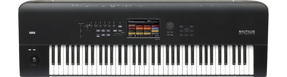 Korg NAUTILUS 73 Music Workstation Synthesizer