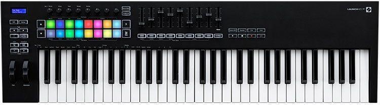 Novation Launchkey  61 MK3 USB/MIDI Controller Keyboard