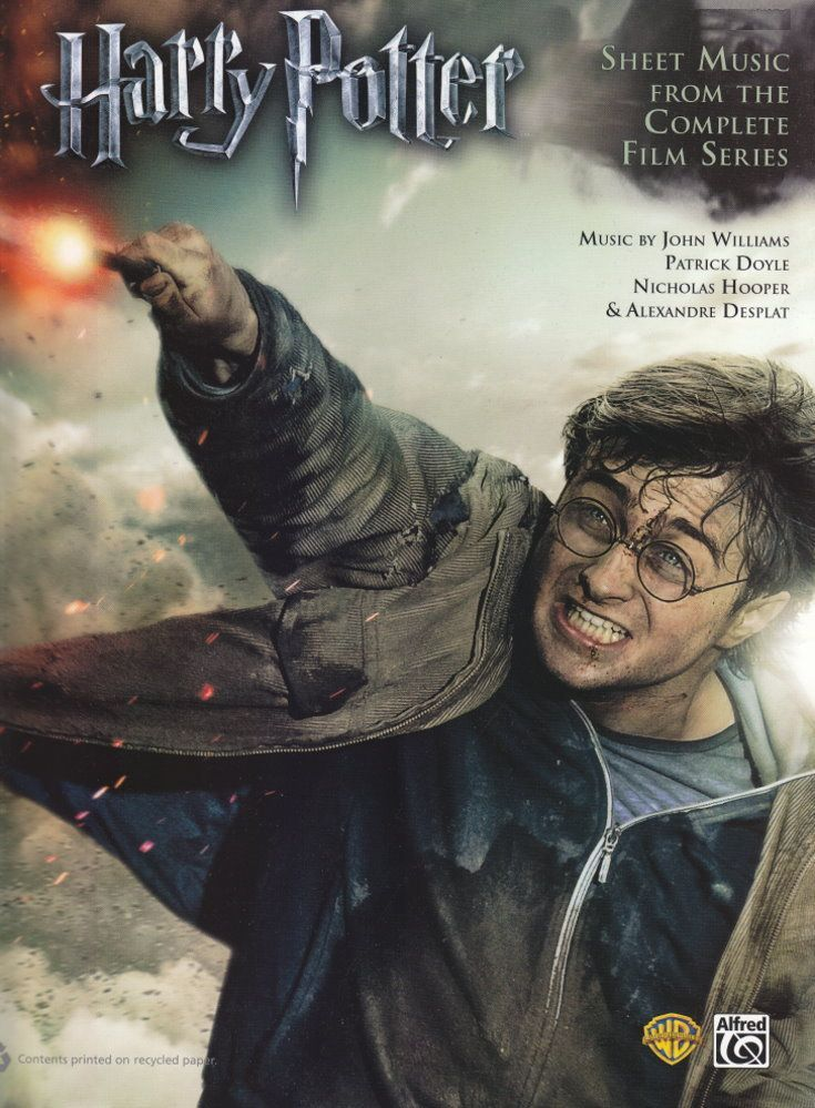 Selections from Harry Potter Querflöte ALF 39211 incl. CD