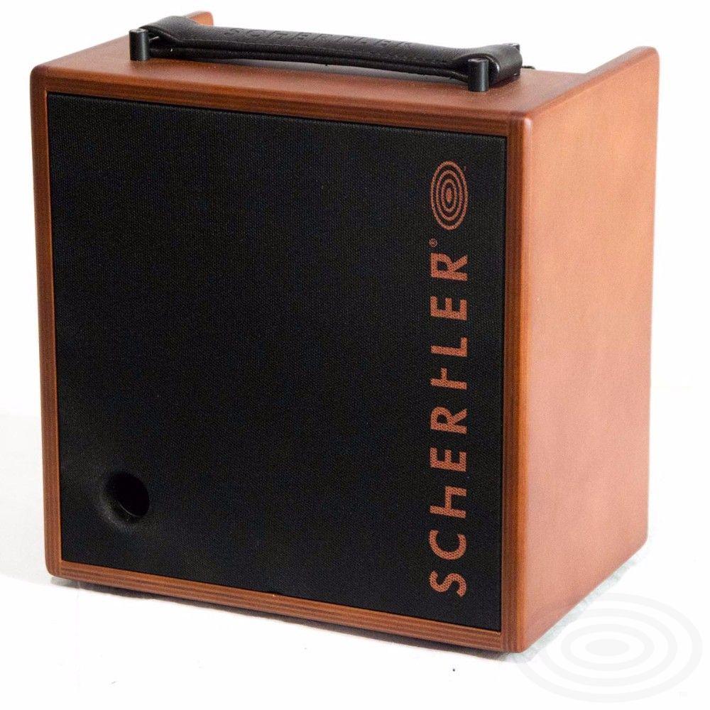 Schertler Guilia-Y Wood 50 Watt Akustikverstärker in Holzoptik