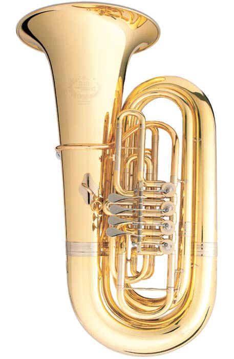 B&S GR-51-1-0 GB Bb-Tuba, Bohrung 19,00-20,00mm, 4 Ventile, Etui + Zubehör GR51L