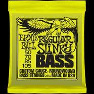 Ernie Ball EB2832 E-Bass Saiten Slinky 4-Saiter, 050-105