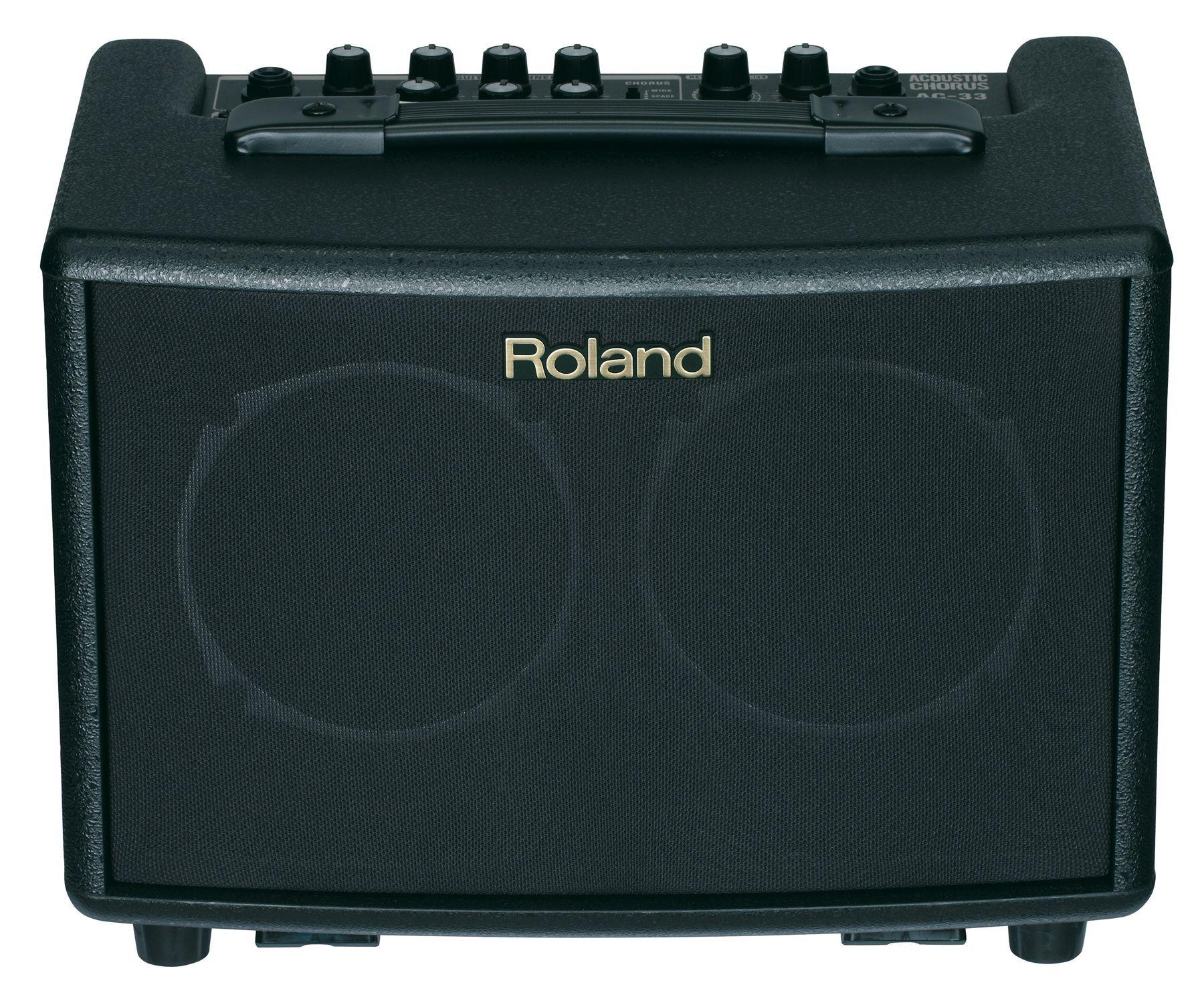 Roland AC-33 Akustik Verstärker