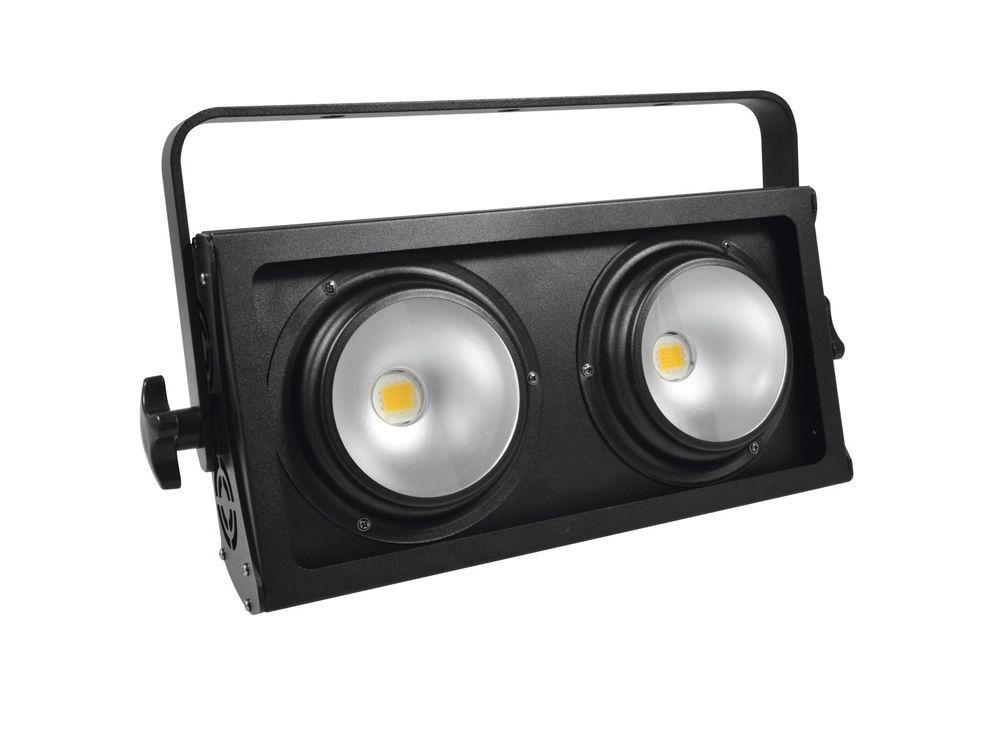 Eurolite Audience Blinder 2x100W LED COB 3200K  Restbestand! aus Ausstellung