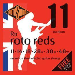 Rotosound R11 NICKEL MEDIUM 11 14 18 28 38 48