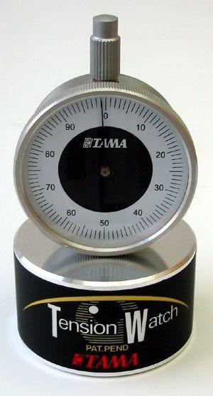 Tama TW-100 Tension Watch, Stimmgerät bzw. Tuner für Drummer und Schlagzeuger