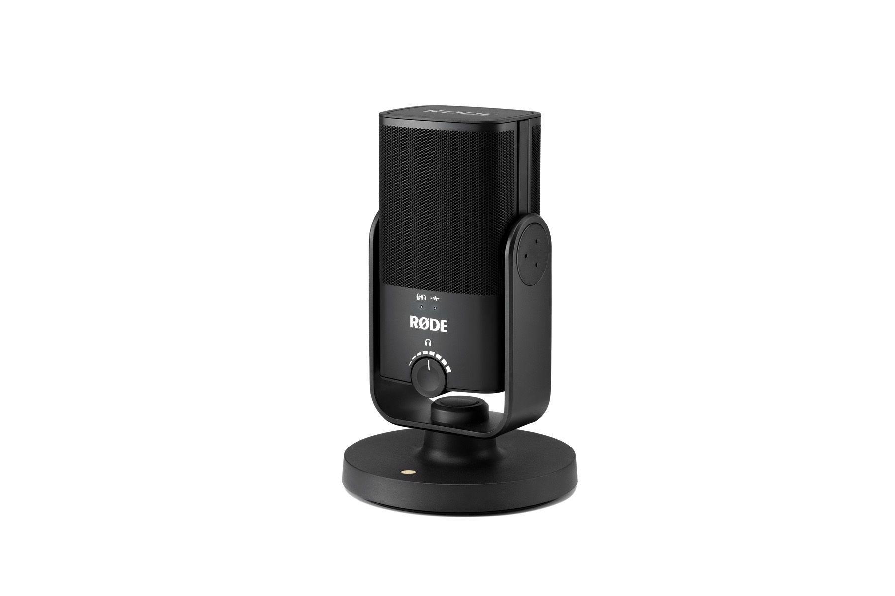 RODE NT-USB Mini USB-Studio-Kondensatormikrofon ideal zum Podcasten und Streamen