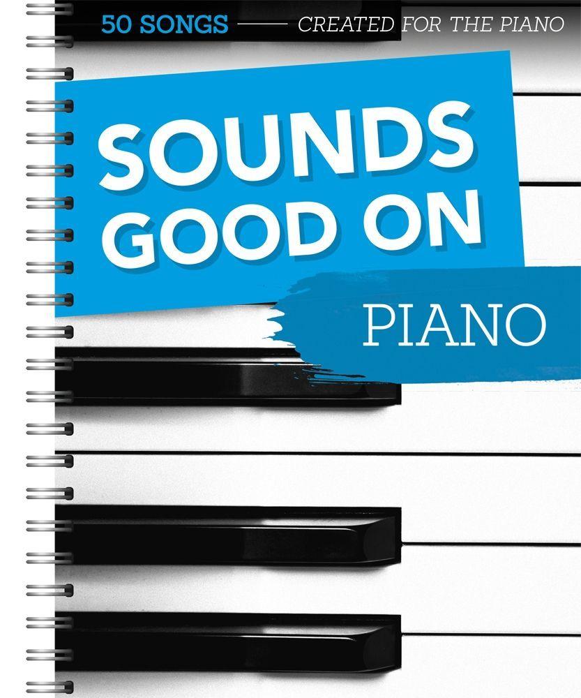 Noten Sounds Good On Piano Bosworth BoE 7782 Klavier 50 Chart Hits