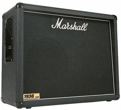 "Marshall MR1936  2x12"" E-Gitarrenbox"