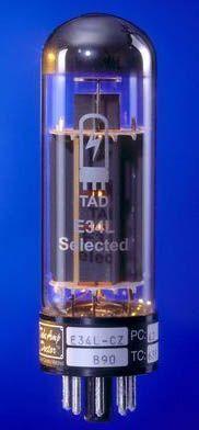 TAD Tubes E34L-CZ Duett