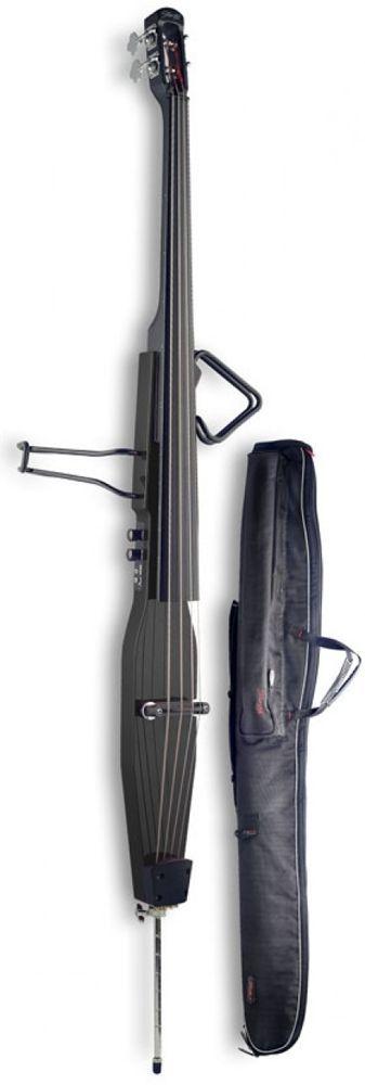 Stagg EDB-3/4 BK Upright E-Bass, E-Kontrabass