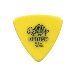 Jim Dunlop Tortex Triangle Pick 0,73 mm Yellow Plektrum für Gitarre