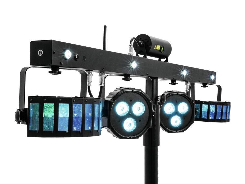 EUROLITE LED KLS Laser Bar FX-Lichtset Showlaser-Lichteffektleiste