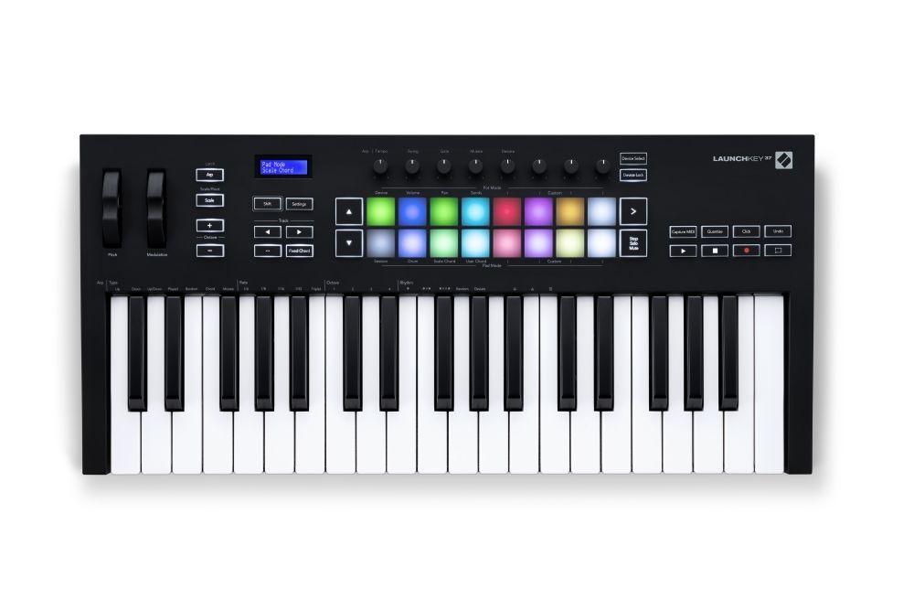 Novation Launchkey 37 MK3 USB/MIDI Controller Keyboard