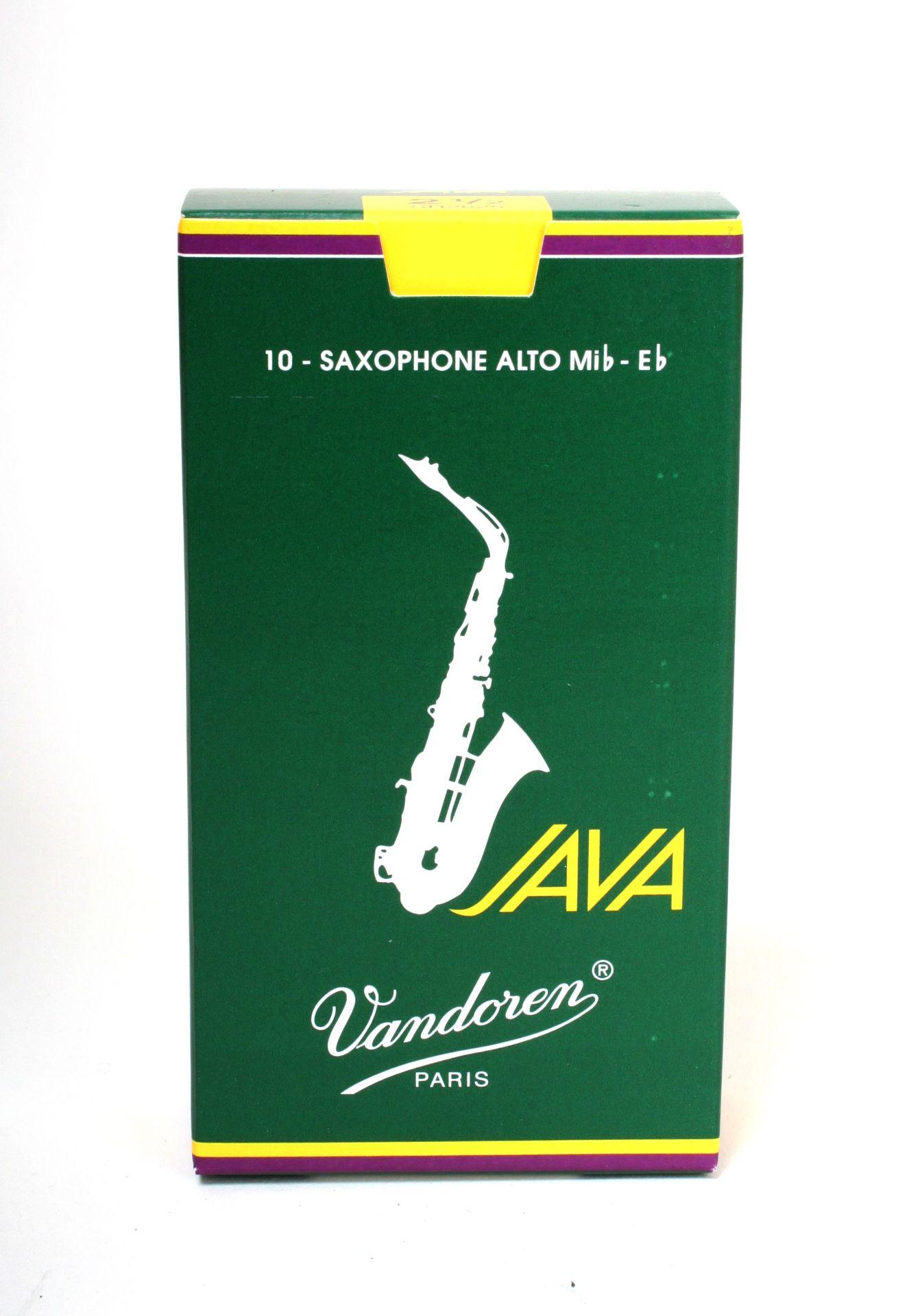Vandoren JAVA Altsaxophon 2,5 Blatt