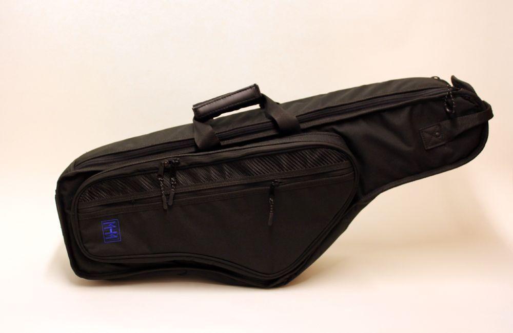 Tenor-Saxophon Gigbag Tasche, Rucksackgurte, Außentasche, 3cm Polster