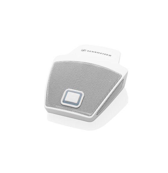 Sennheiser MEB 114-S W Kondensator-Grenzflächenmikrofon mit Schalter, weiß