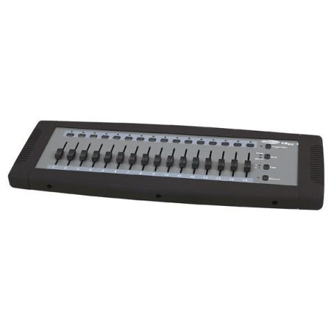 Showtec Easy 16 programmierbarer 32-Kanal DMX-Controller, Lichtmixer