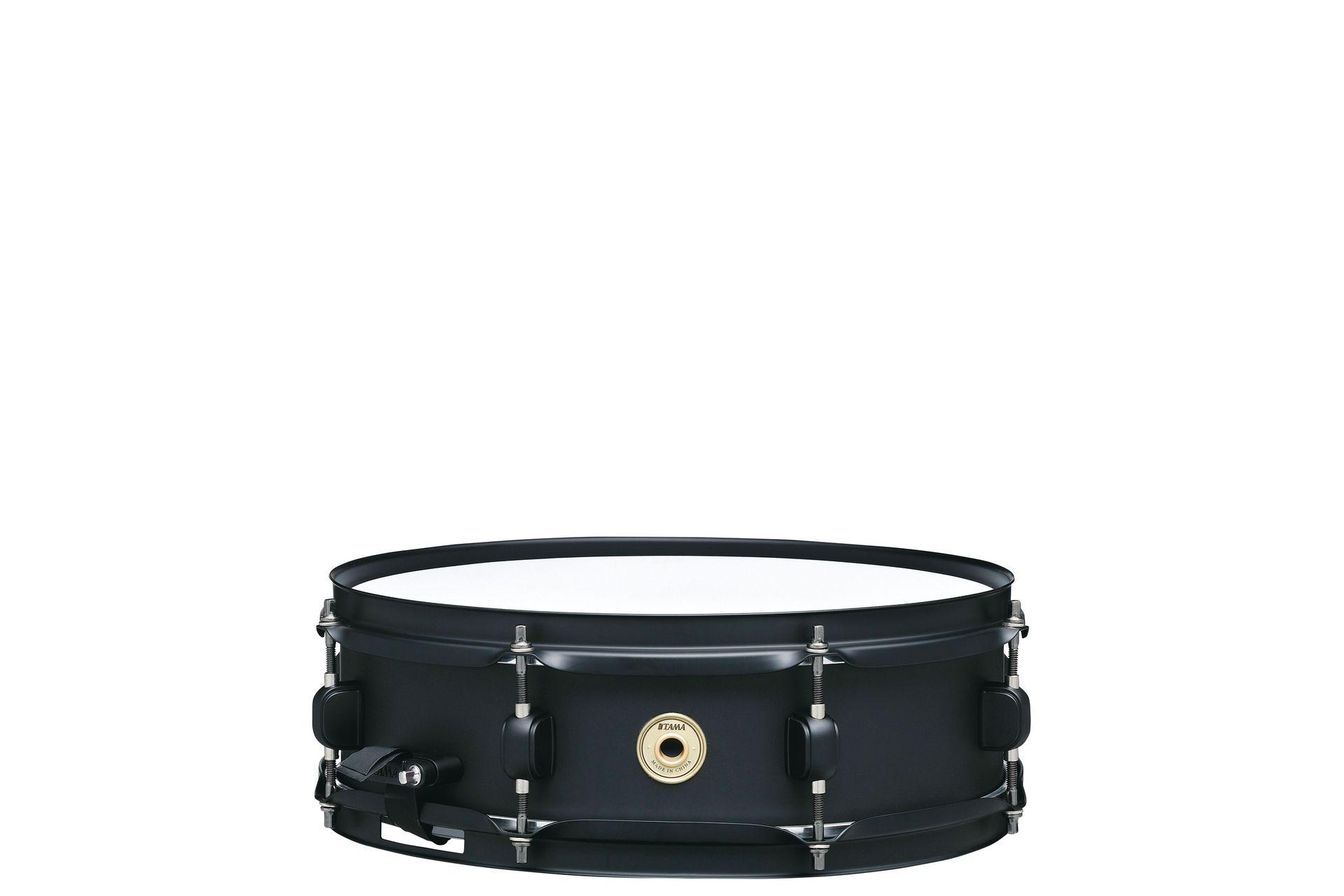 Tama Metalworks 13 x 4 Black Steel Snare