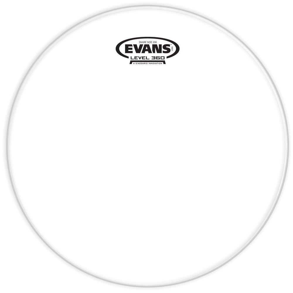 "Evans Hazy 200, 14""Snare - Resonanzfell S14H20"
