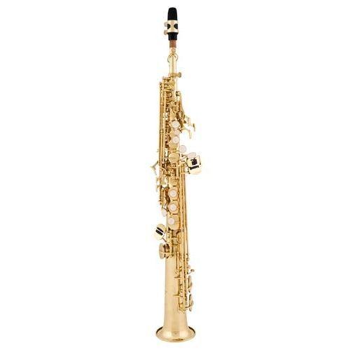 aS Arnolds & Sons ASS-100 Sopransaxophon gerade, inkl. Etui und Zubehör