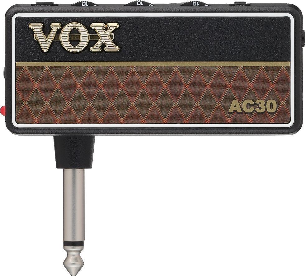 Vox Amplug 2 AC-30 Kopfhörerverstärker mit 6,3mm Klinke zum Anschluß an Gitarre
