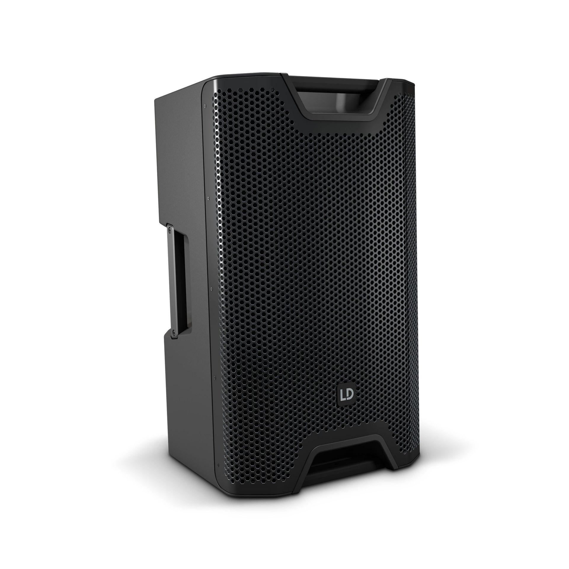 "LD Systems ICOA 12 A 12"" Aktiver koaxialer PA-Lautsprecher,  Multifunktionsbox"
