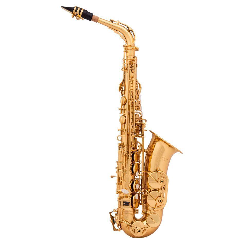 Arnolds Altsaxophon AAS-110  Goldlack, incl. Etui u. Zubehör
