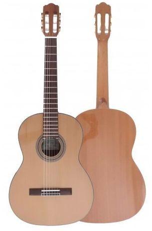 Lenz Bolero Siena 4/4 Konzertgitarre  Made in Europe