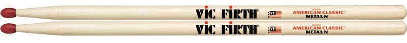 Vic Firth CMN Classic Metal Nylon Drumsticks Hickory