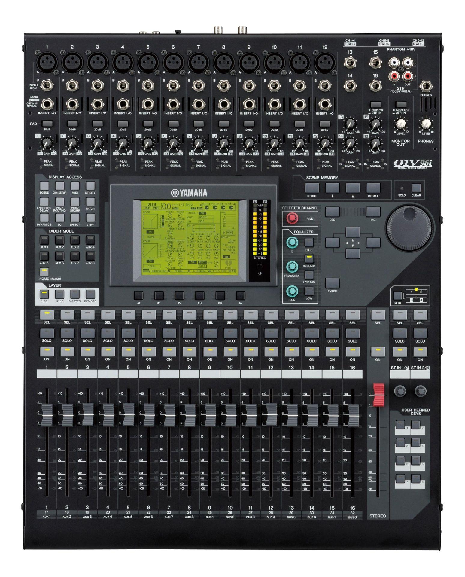 Yamaha 01V96i  Digitalmixer