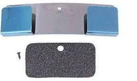 Pearl Hpp-2 Spannreifenschutz Bassdrum-Spannreifen-Schoner